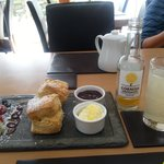 Delicious Cream Tea