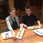 Cooking lesson with Lisa @ The Tree House gastronomic laboratory in Cusco