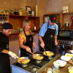 Cooking lesson @ The Tree House gastronomic laboratory in Cusco