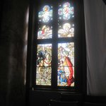 Great Assembly Hall window, Alte Rathaus, Passau, Germany July 2013