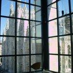 museo del 900 - vista panorâmica