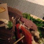overcooked wagyu beef burger