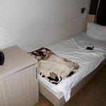 lit à une place