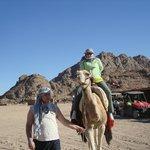наше первое путешествие в Египет