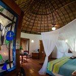 Lodge at Chichenitza - our room