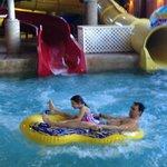 2 person raft