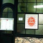 Exterior of Bar Luiz