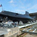 Le sous-marin Flore - Lorient