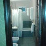 El baño pide a gritos remodelación!!!!!