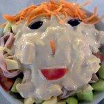 chief's salad