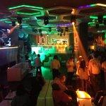 Nightclub in the hotel