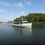 Boat to MK at WL Boat Dock