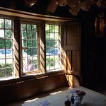 One of the lovely old windows
