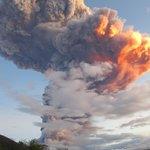 Tungurahua Volcano  Eruption April 4, 2014