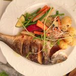 Grilled fish main