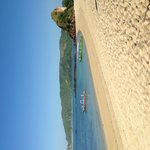 Novotel private beach