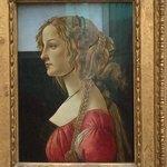 Botticelli lady