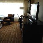 Room from door