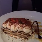 Tiramisu to die for!