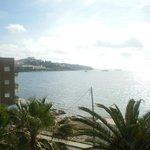 vistas desde el balcon (3a planta)