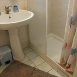 scarse condizioni igieniche in bagno