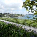 walk along the coast nearby