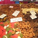 albert cuyp market -Chocolate