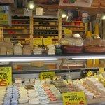 albert cuyp market- Cheese