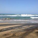 Playa Chiquita, a 5 min andando de la kukula