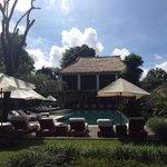 Uma By Como Pool. Ubud, Bali.