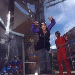 I am a skydiving adventure mom!