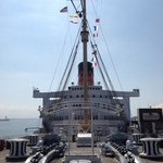 the R.M.S. Queen Mary