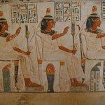 Amenemipet Tomb TT148 - Dra Abu El Naga