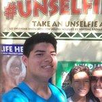 #unselfie  at the Brevard zoo