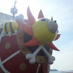 One Piece cruise... thousand sunny!