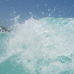 Perfect ocean water