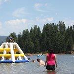 Fun on Lake Siskiyou...
