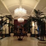 Lobby of the Chateau at Nemacolin Resort