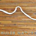 Helen Schuler Nature Centre sign