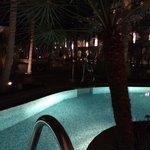 Pool exit