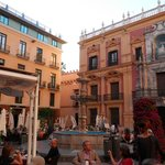 old part of Malaga