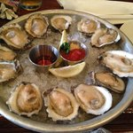 Raw Oysters (the best)