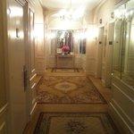 Corridoio al 31esimo piano