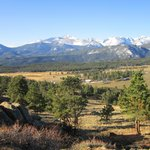 Rocky Mountain National Park has lots of views like this one to calm your soul.