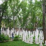 Il cimitero interno