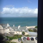 view from room 40