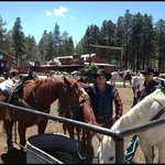 High Mountain Trail Rides at Mormon Lake Lodge