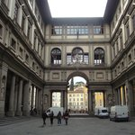Piazale del Uffizzi