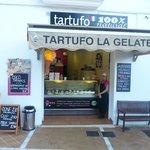 Bild från Tartufo La Gelateria