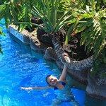 Kids love the pool here!